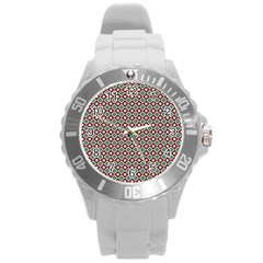 Mermita Round Plastic Sport Watch (l)