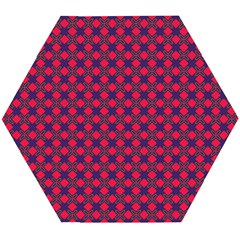 Flowerick Wooden Puzzle Hexagon by deformigo