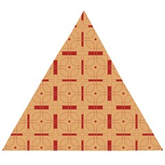 Tangra Wooden Puzzle Triangle