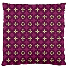 Barbruce Large Flano Cushion Case (two Sides) by deformigo