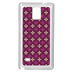 Barbruce Samsung Galaxy Note 4 Case (white)