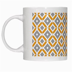 Potami White Mugs by deformigo