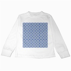 Laccadive Kids Long Sleeve T Shirts by deformigo