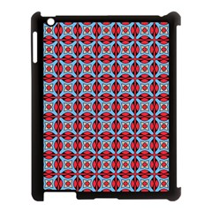 Janine Apple Ipad 3/4 Case (black) by deformigo