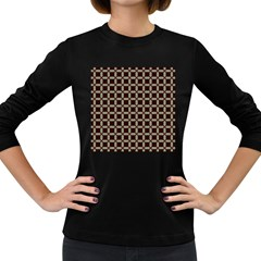 Pertamini Women s Long Sleeve Dark T Shirt by deformigo