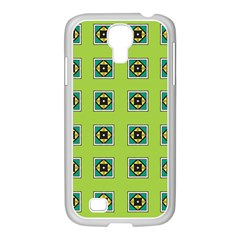 Lemona Samsung Galaxy S4 I9500/ I9505 Case (white) by deformigo
