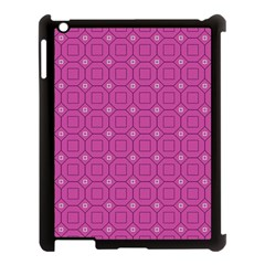 Paomia Apple Ipad 3/4 Case (black) by deformigo