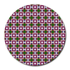 Campitello Round Mousepads by deformigo