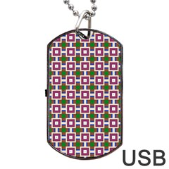 Campitello Dog Tag Usb Flash (one Side) by deformigo