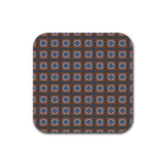 Cyprid Rubber Square Coaster (4 Pack)