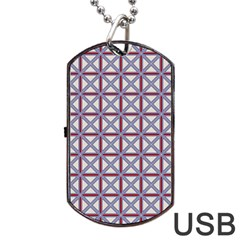 Pincushion Dog Tag Usb Flash (one Side) by deformigo
