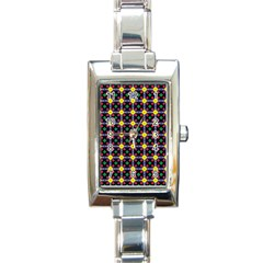 Wakpala Rectangle Italian Charm Watch by deformigo