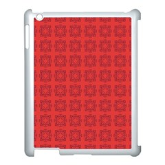 Flander Apple Ipad 3/4 Case (white) by deformigo