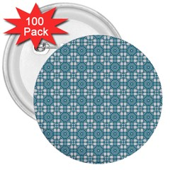 Ningaloo 3  Buttons (100 Pack)  by deformigo