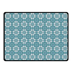 Ningaloo Fleece Blanket (small) by deformigo