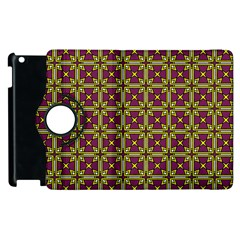 Megara Apple Ipad 3/4 Flip 360 Case by deformigo