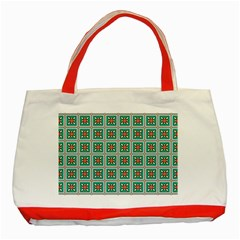 Waitomo Classic Tote Bag (red) by deformigo
