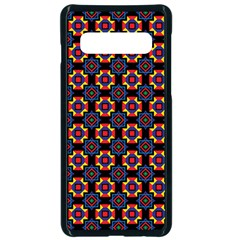 Whitika Samsung Galaxy S10 Seamless Case(black) by deformigo