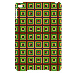 Satafi Apple Ipad Mini 4 Black Uv Print Case by deformigo