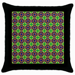 Tioga Throw Pillow Case (black) by deformigo