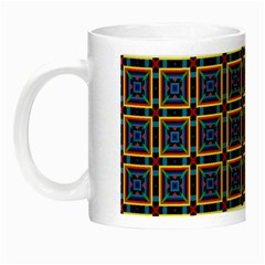 Crosslake Night Luminous Mugs by deformigo