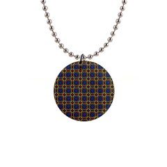 Crosslake 1  Button Necklace by deformigo