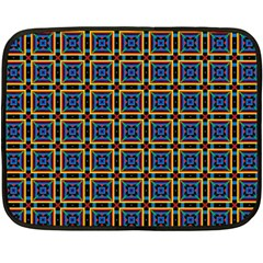 Crosslake Fleece Blanket (mini) by deformigo