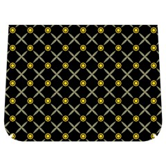 Jazz Buckle Messenger Bag by deformigo