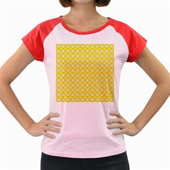 Goldenrod Women s Cap Sleeve T-shirt by deformigo
