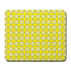 Goldenrod Large Mousepads by deformigo