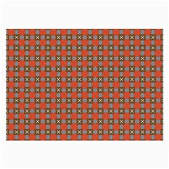 Tithonia Large Glasses Cloth (2 Sides) by deformigo