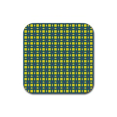 Wannaska Rubber Square Coaster (4 pack)