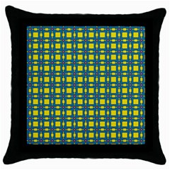 Wannaska Throw Pillow Case (Black)