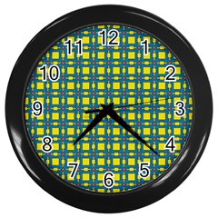 Wannaska Wall Clock (Black)