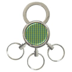 Wannaska 3-Ring Key Chain
