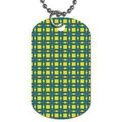 Wannaska Dog Tag (One Side)