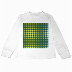Wannaska Kids Long Sleeve T-Shirts