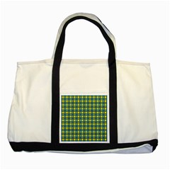 Wannaska Two Tone Tote Bag