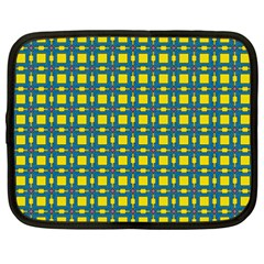 Wannaska Netbook Case (xxl) by deformigo