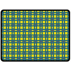 Wannaska Double Sided Fleece Blanket (Large)
