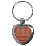Ambrose Key Chain (Heart) Front