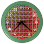 Ambrose Color Wall Clock Front