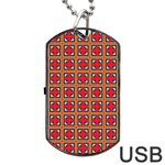 Ambrose Dog Tag USB Flash (One Side) Front
