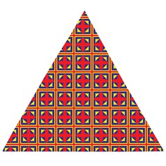 Ambrose Wooden Puzzle Triangle