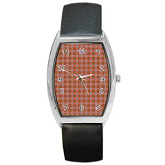 Persia Barrel Style Metal Watch
