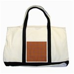 Persia Two Tone Tote Bag Front