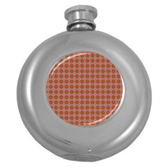 Persia Round Hip Flask (5 oz)