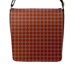 Persia Flap Closure Messenger Bag (L)