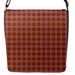 Persia Flap Closure Messenger Bag (S)