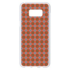 Persia Samsung Galaxy S8 Plus White Seamless Case